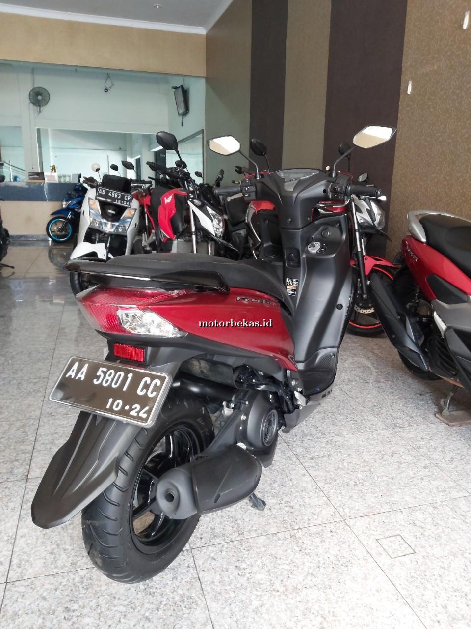 YAMAHA FREE GO  68 motorbekas.id