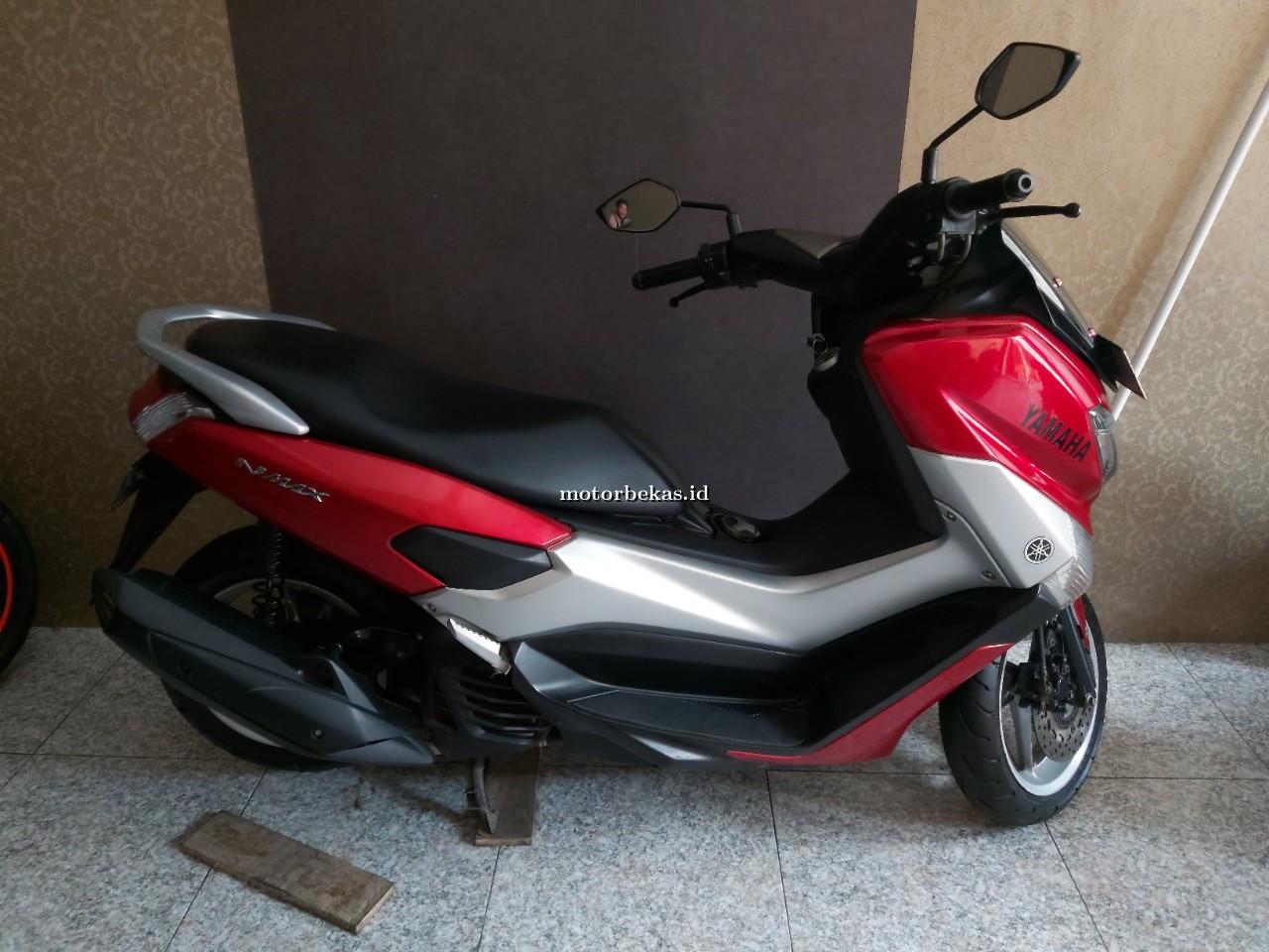 YAMAHA NMAX 155  30 motorbekas.id