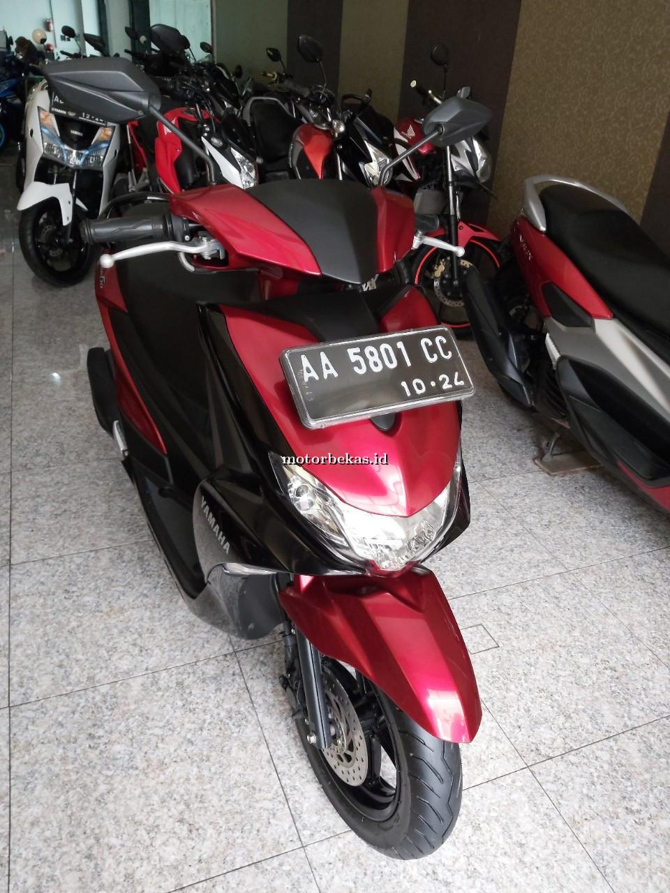YAMAHA FREE GO  65 motorbekas.id