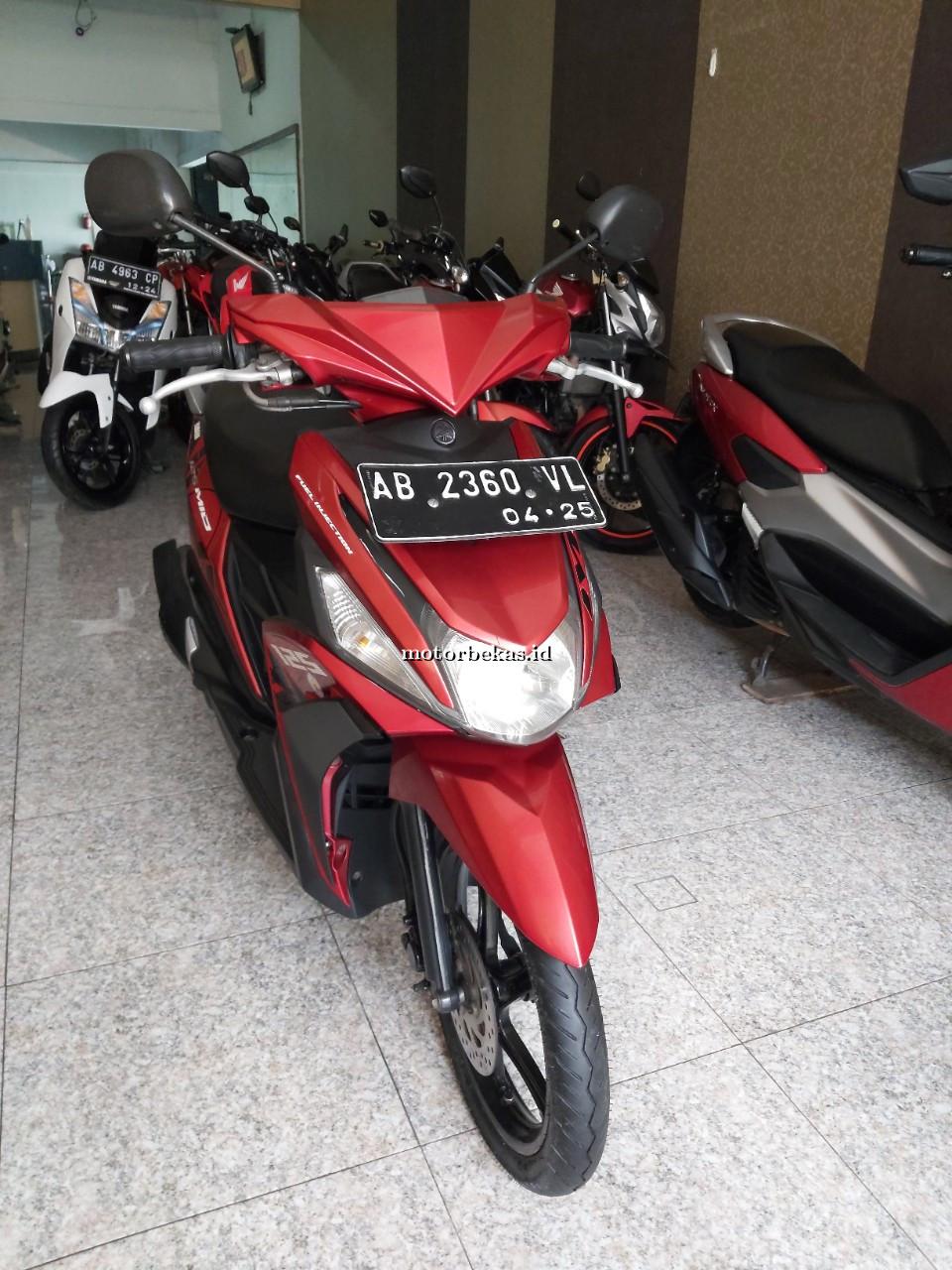 YAMAHA MIO M3 125  41 motorbekas.id