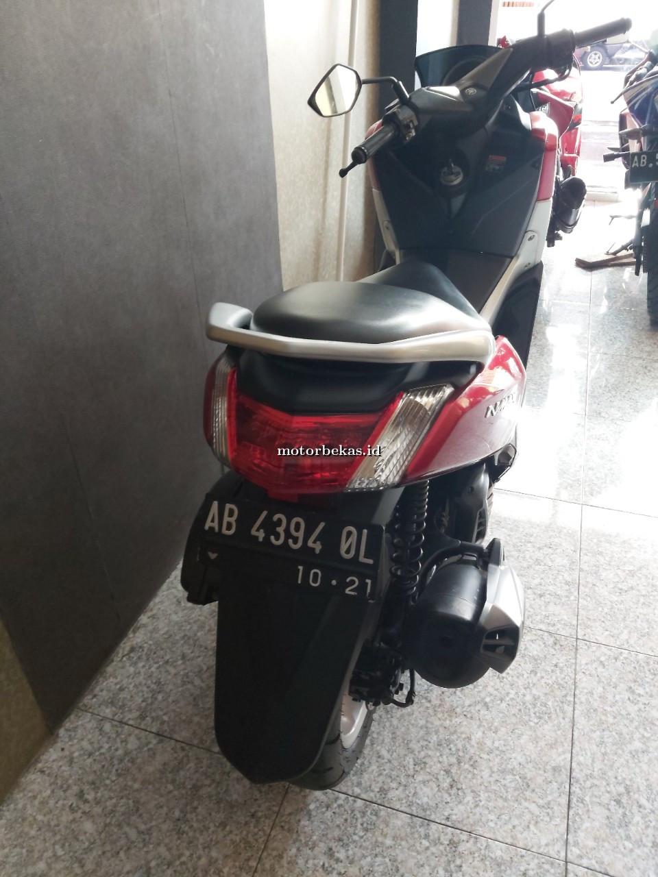 YAMAHA NMAX 155  31 motorbekas.id