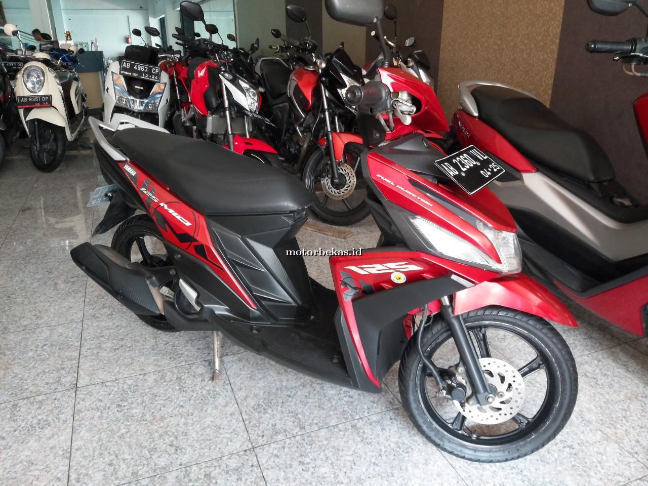YAMAHA MIO M3 125  44 motorbekas.id