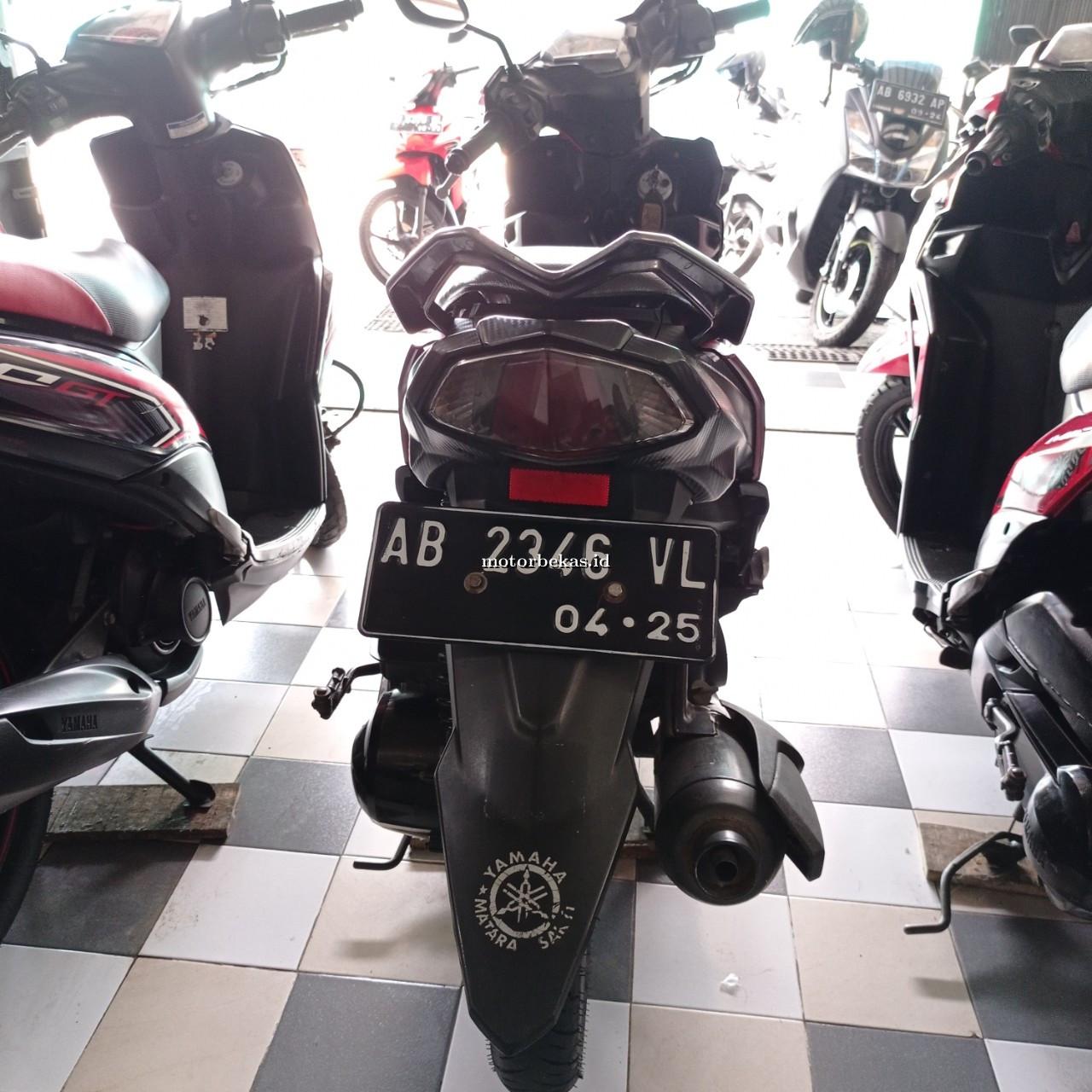 YAMAHA MIO M3 125  178 motorbekas.id