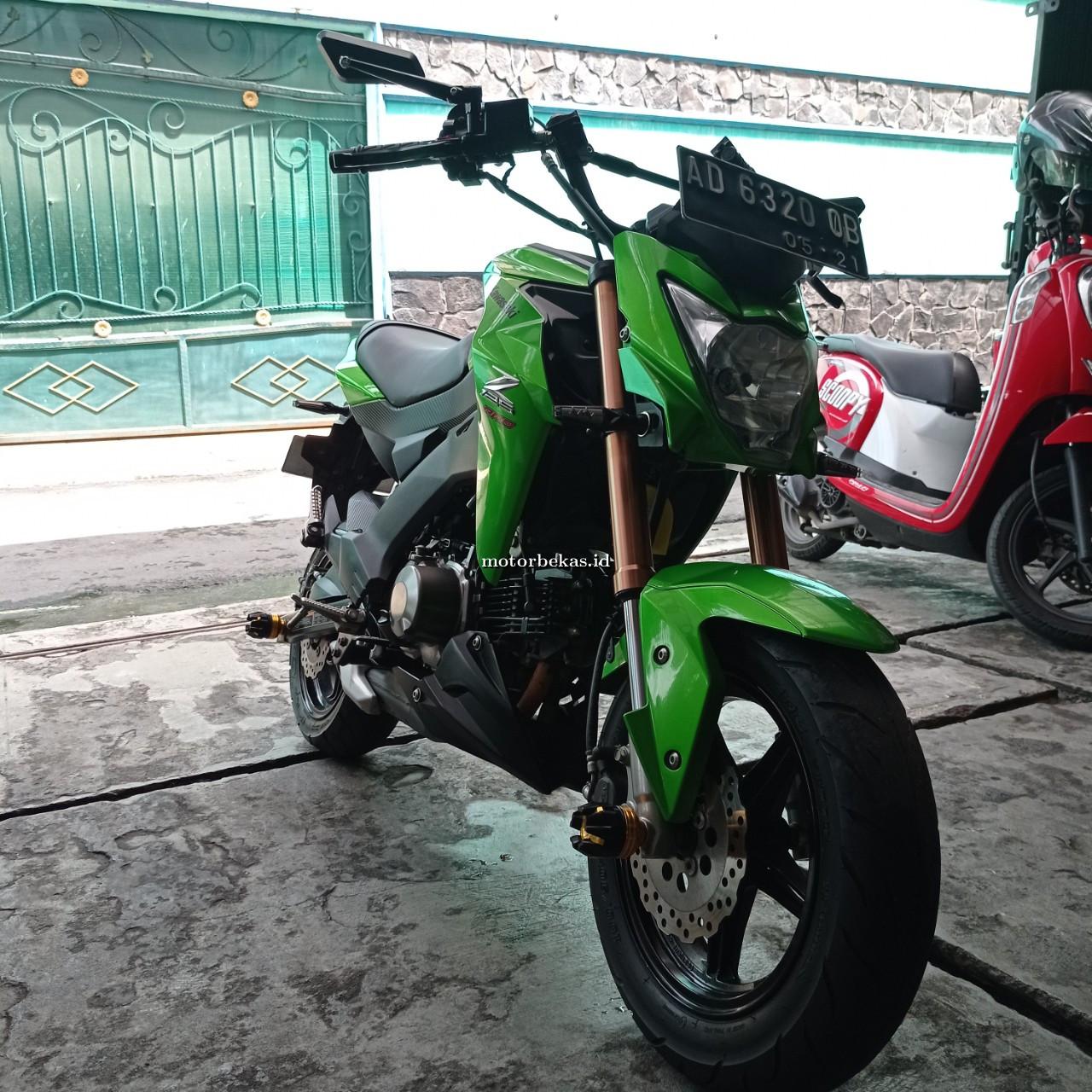 KAWASAKI D-TRACKER  118 motorbekas.id