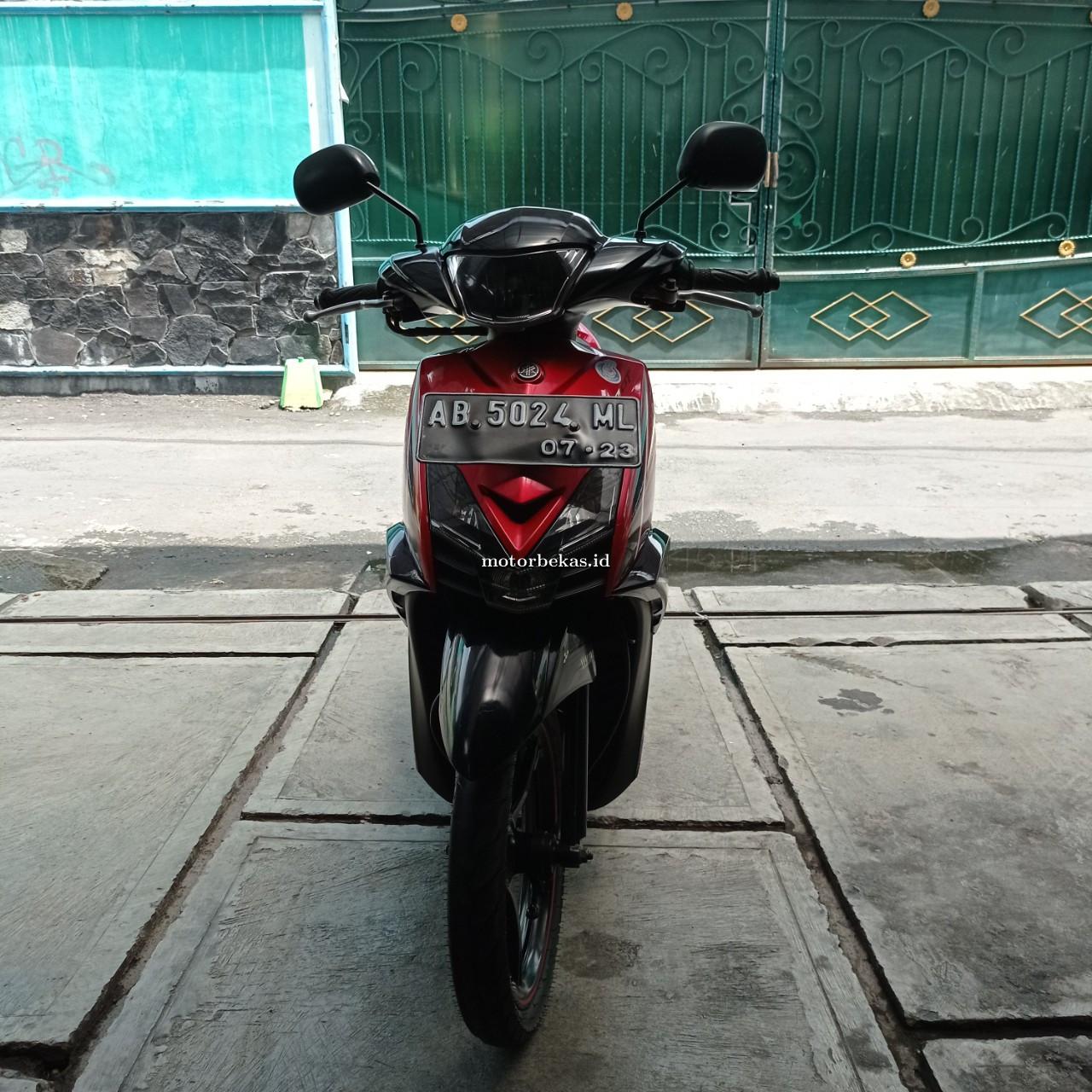 YAMAHA MIO GT  150 motorbekas.id