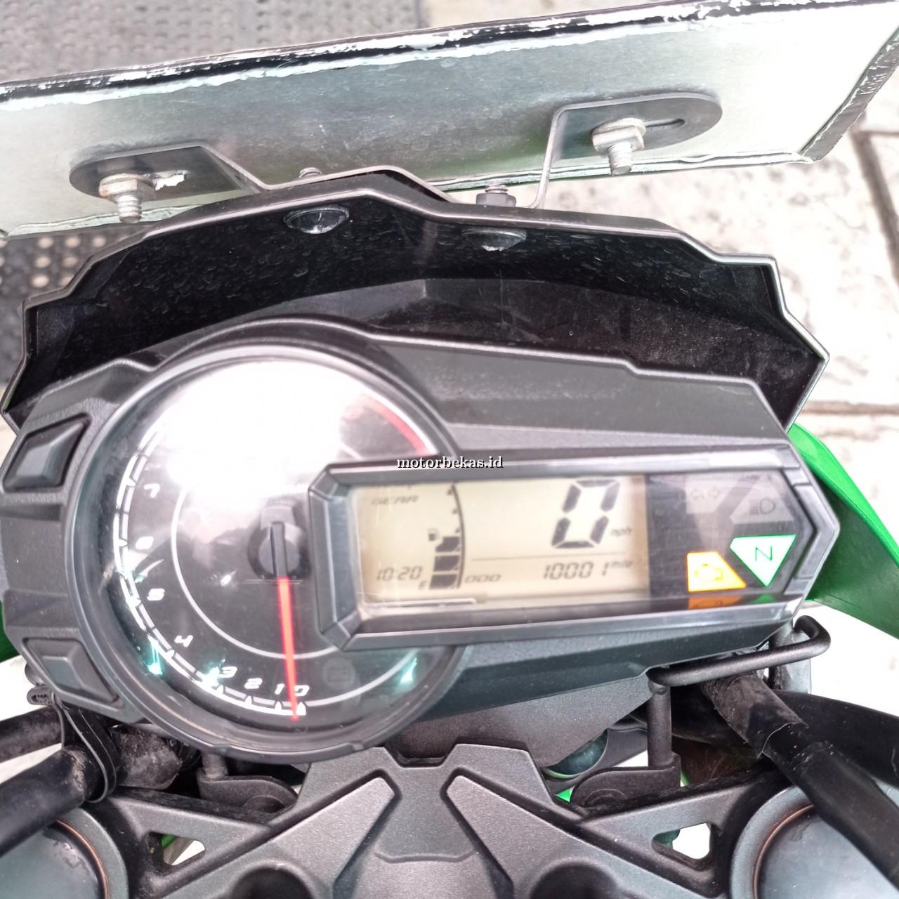 KAWASAKI D-TRACKER  122 motorbekas.id
