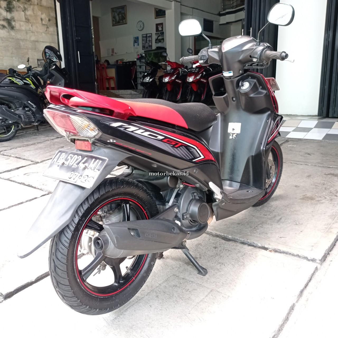 YAMAHA MIO GT  151 motorbekas.id