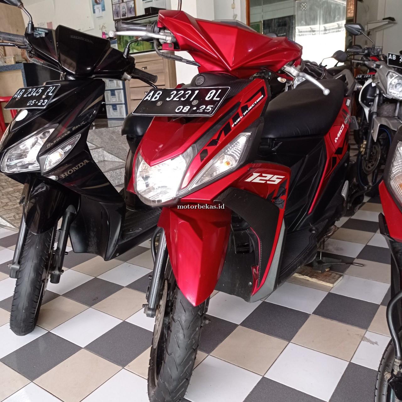 YAMAHA MIO M3 125  179 motorbekas.id