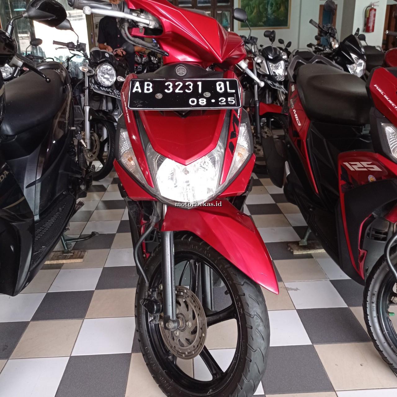 YAMAHA MIO M3 125  180 motorbekas.id