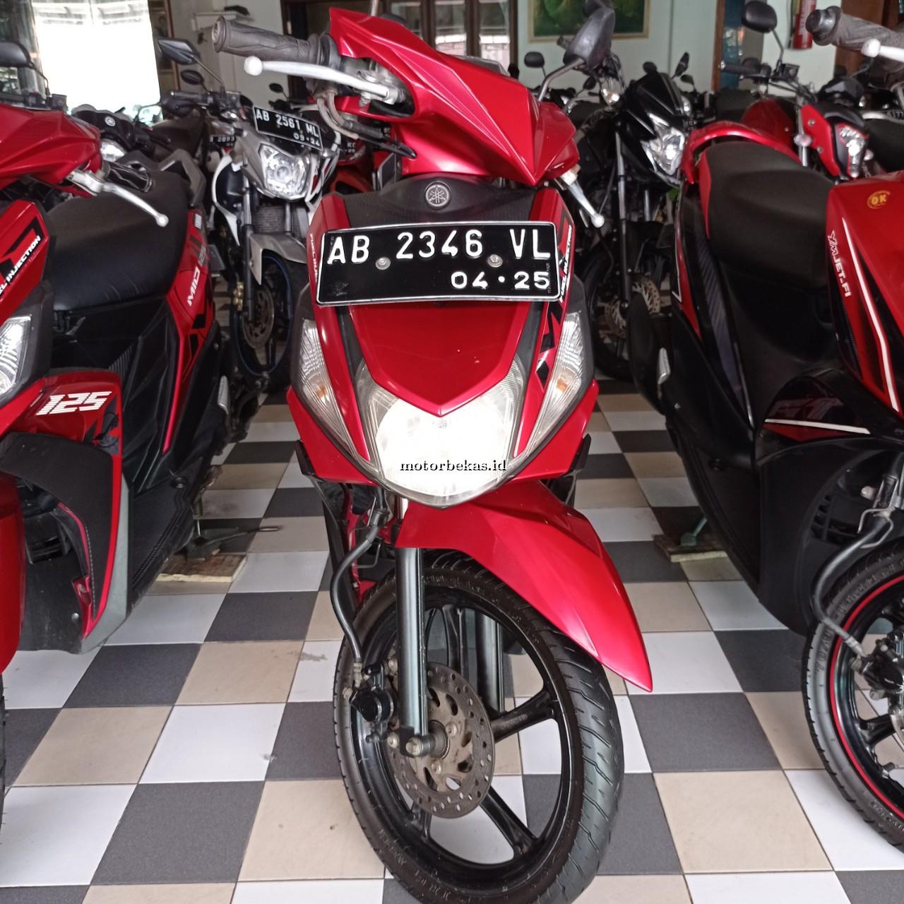 YAMAHA MIO M3 125  175 motorbekas.id