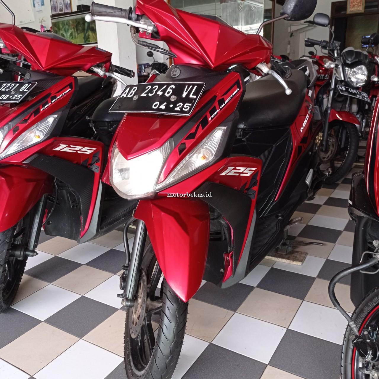 YAMAHA MIO M3 125  176 motorbekas.id