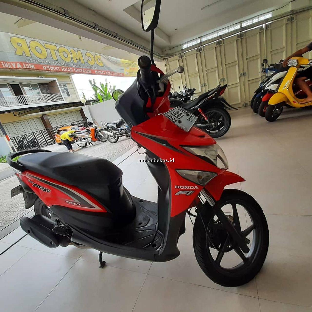 HONDA BEAT POP  2015 motorbekas.id