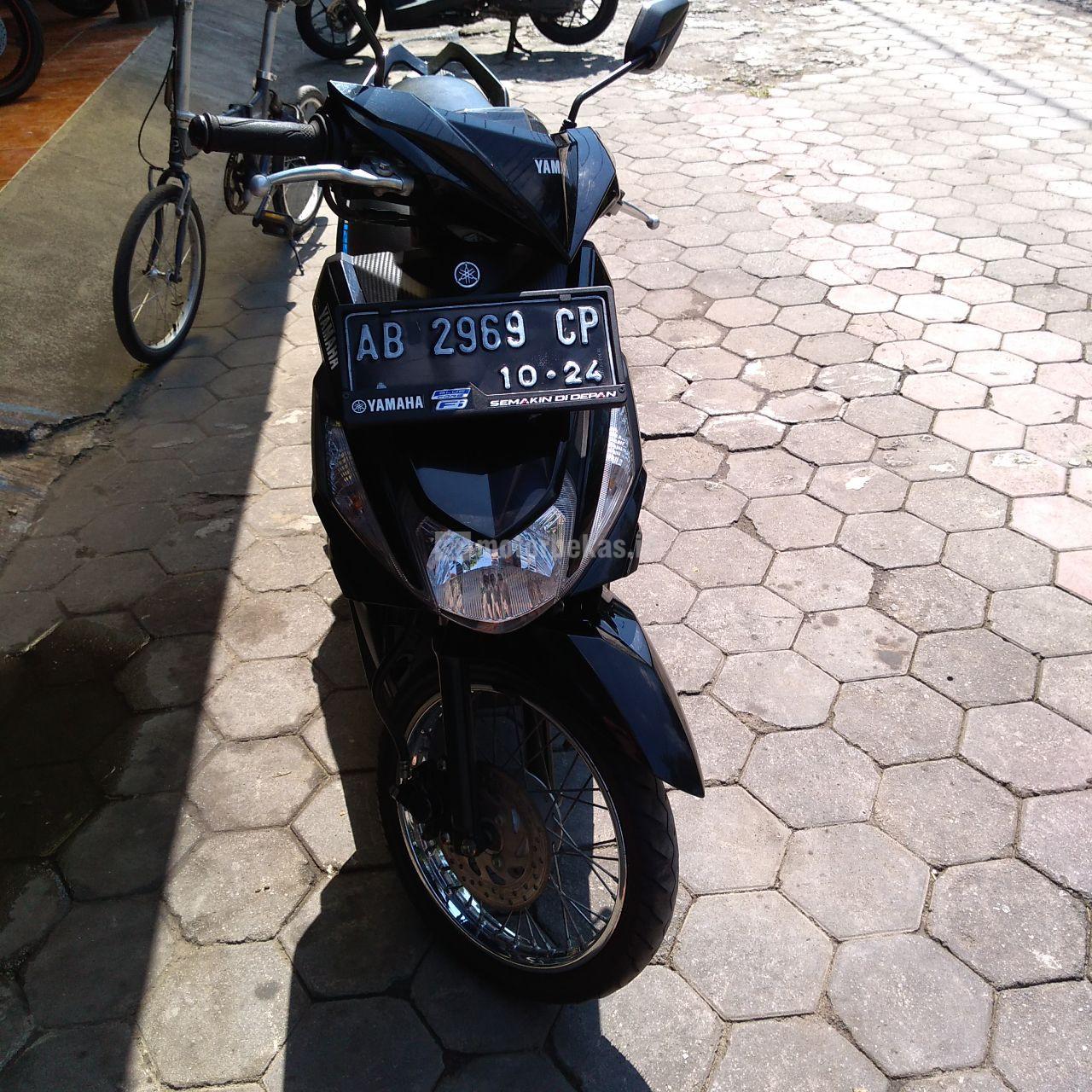 YAMAHA MIO M3 125  339 motorbekas.id