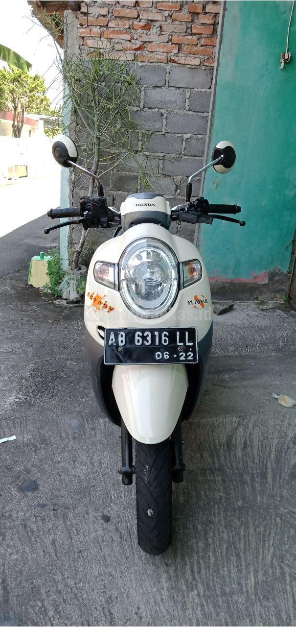 HONDA SCOOPY  560 motorbekas.id