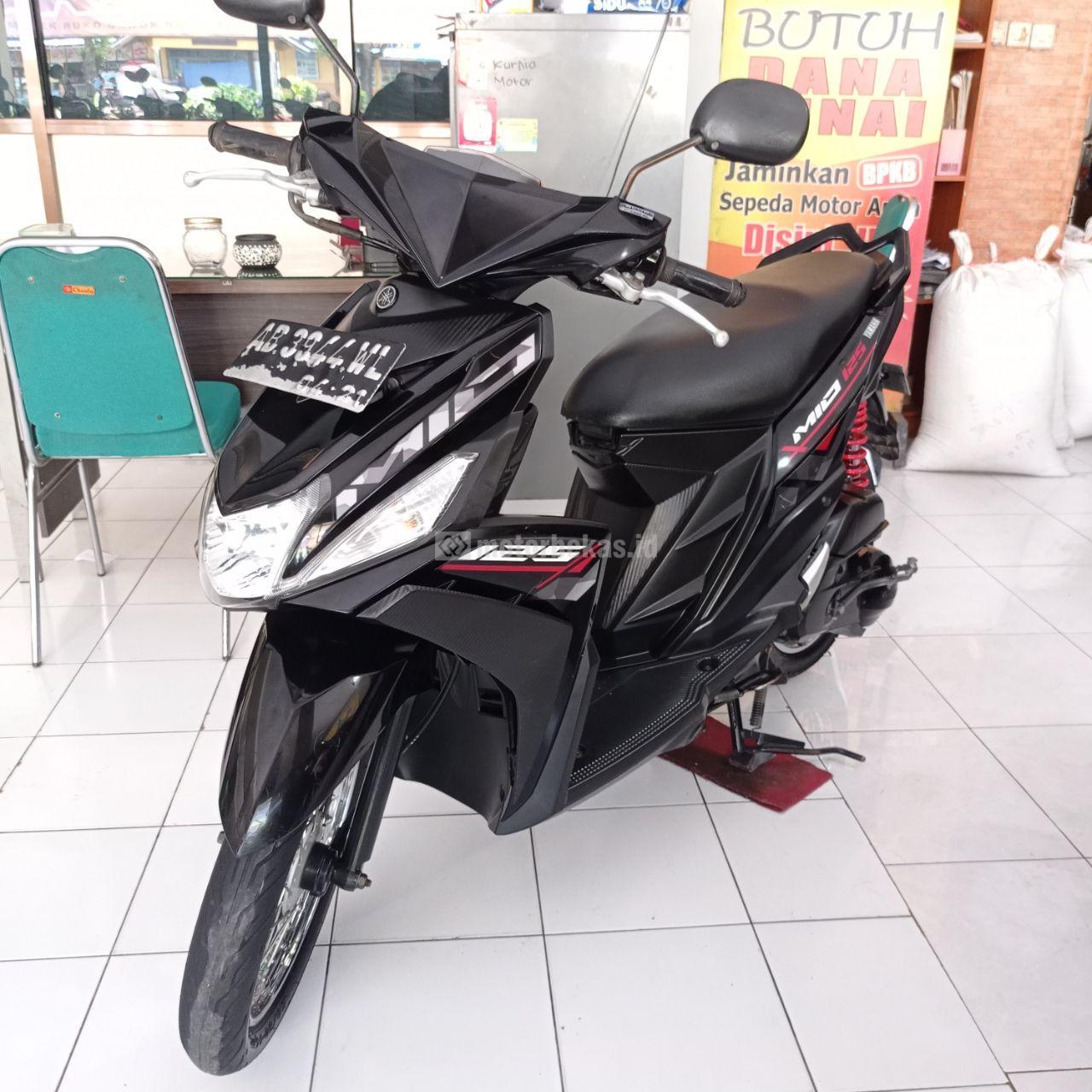 YAMAHA MIO M3 125  443 motorbekas.id