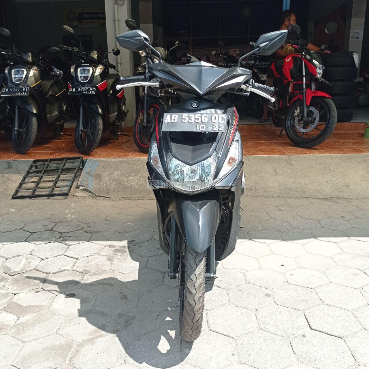 YAMAHA MIO Z  2017 motorbekas.id