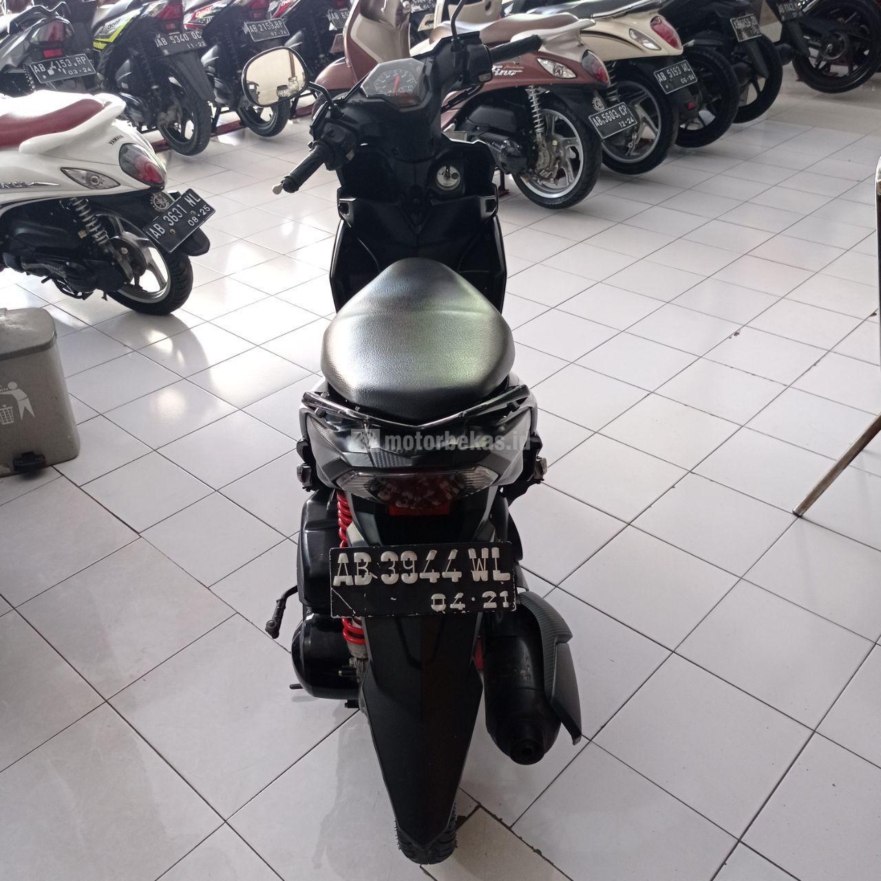 YAMAHA MIO M3 125  446 motorbekas.id