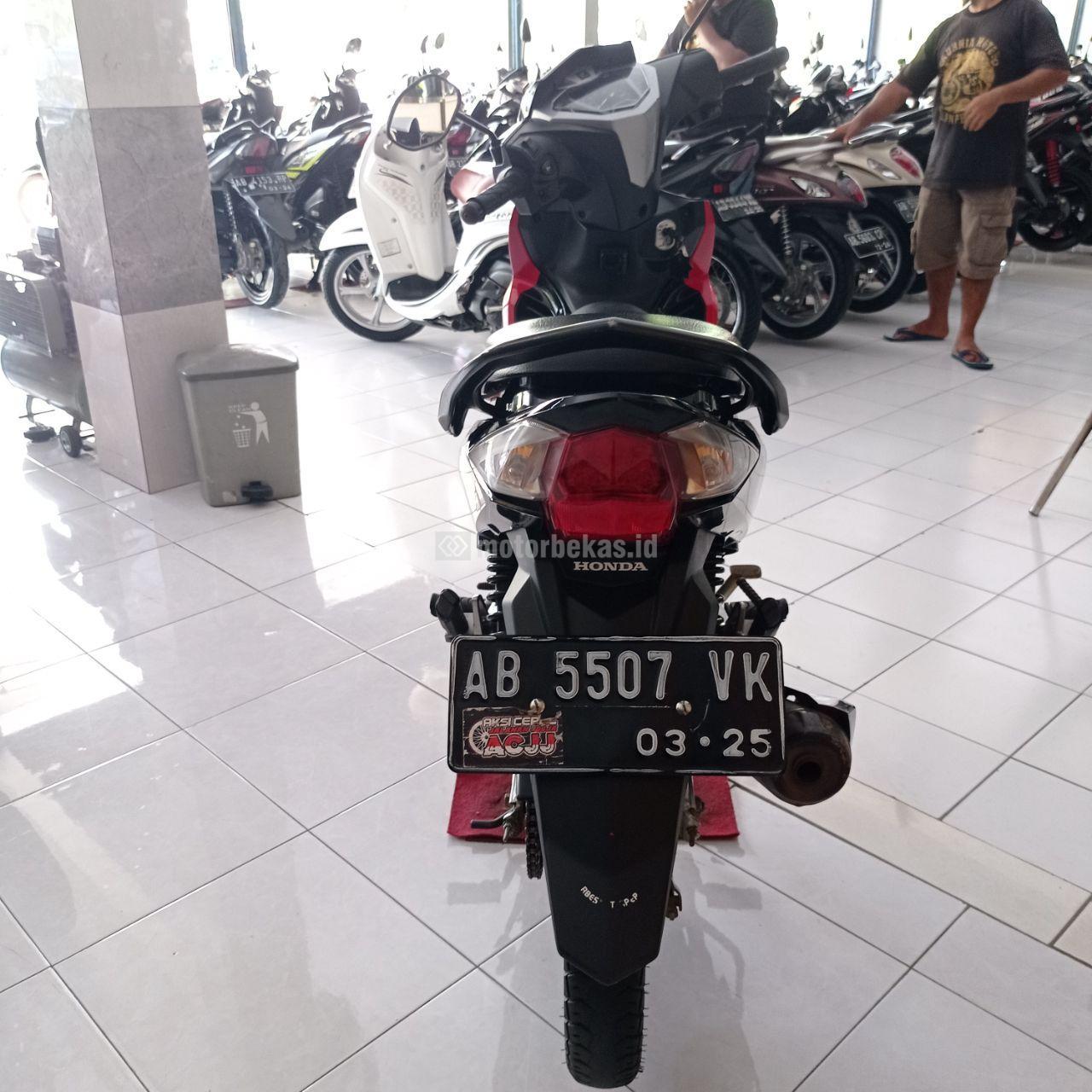HONDA SUPRA X 125  387 motorbekas.id