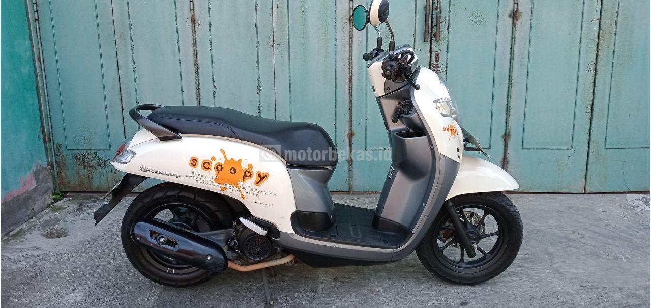 HONDA SCOOPY  559 motorbekas.id