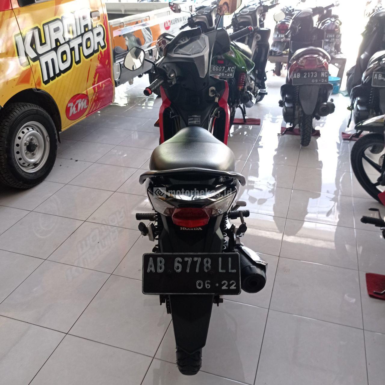 HONDA SUPRA X 125  368 motorbekas.id