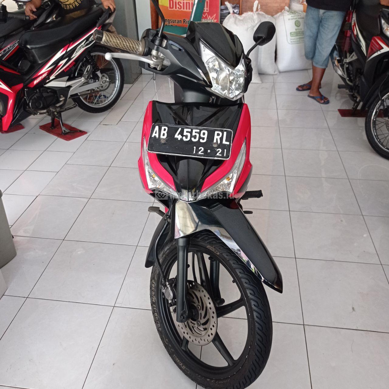 HONDA SUPRA X 125  374 motorbekas.id