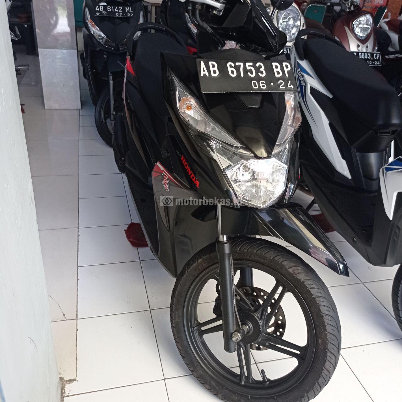 HONDA BEAT  451 motorbekas.id