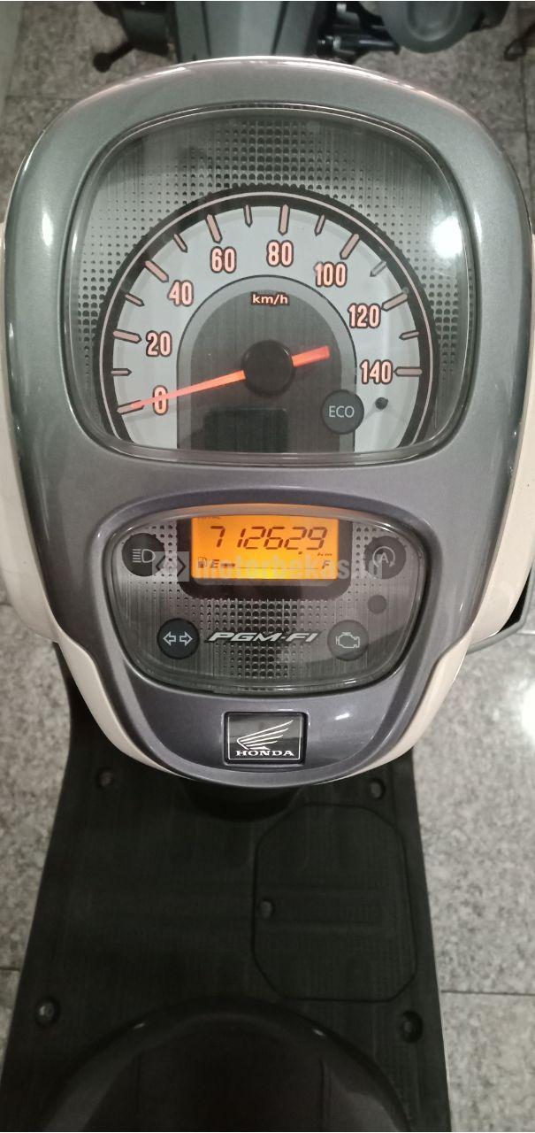 HONDA SCOOPY  561 motorbekas.id