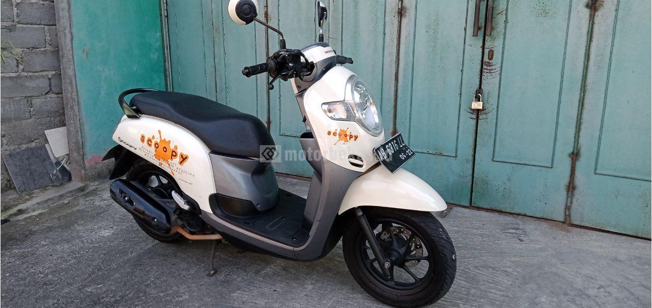 HONDA SCOOPY  558 motorbekas.id