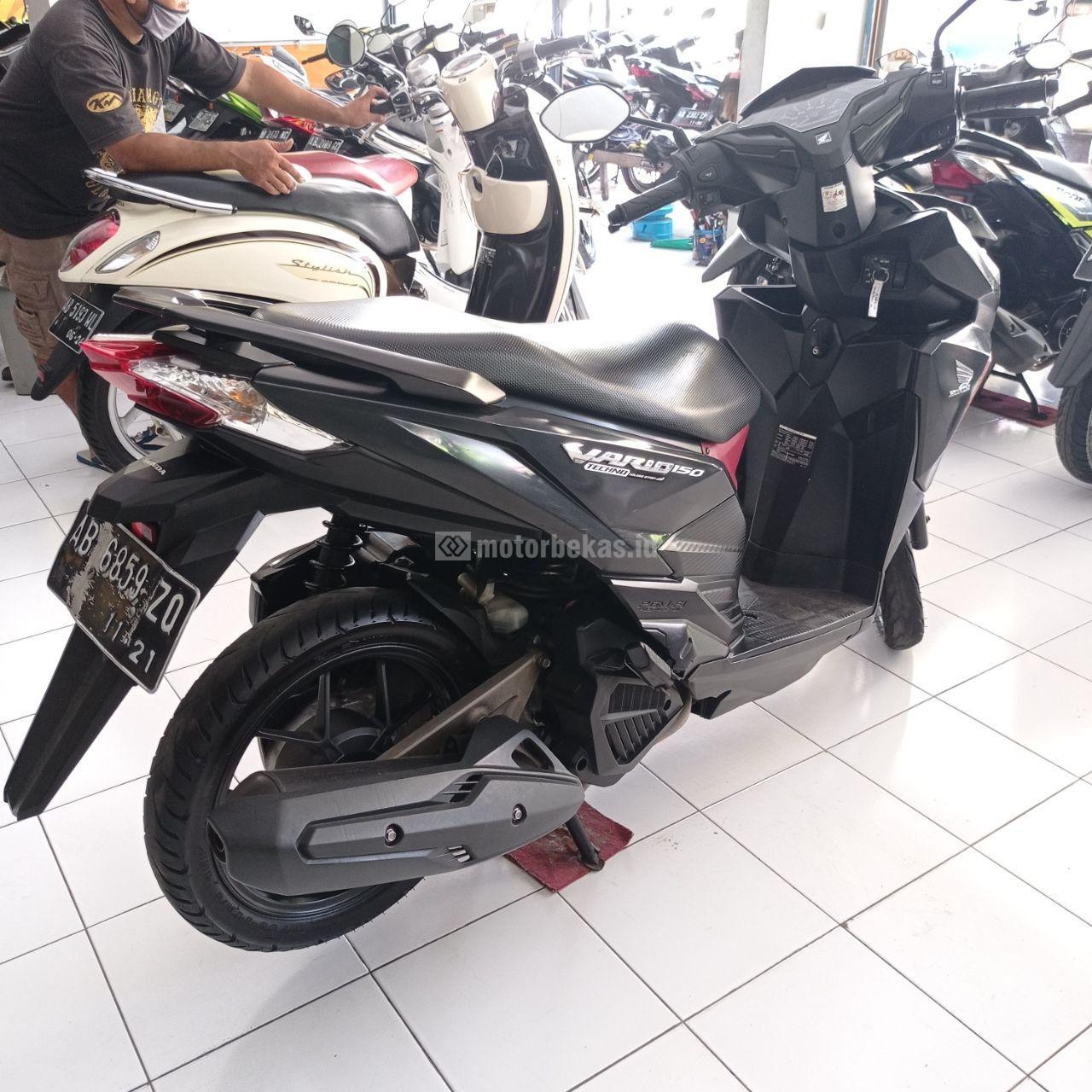 HONDA VARIO 150  417 motorbekas.id