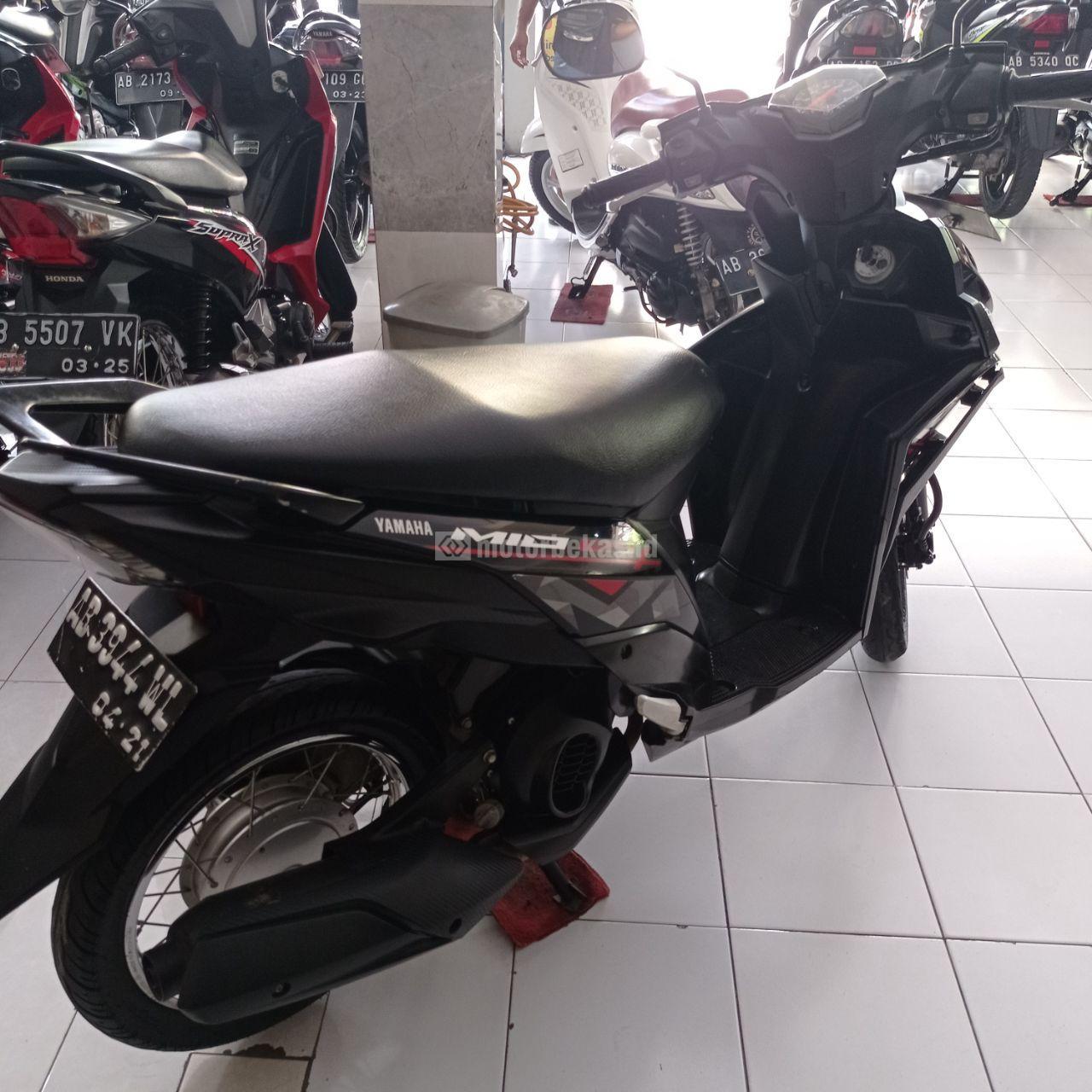 YAMAHA MIO M3 125  445 motorbekas.id