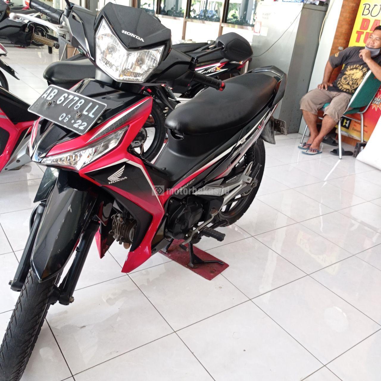 HONDA SUPRA X 125  369 motorbekas.id