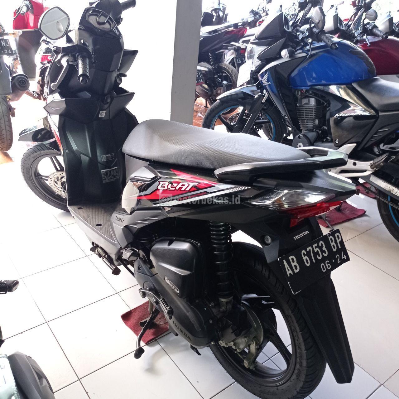 HONDA BEAT  452 motorbekas.id