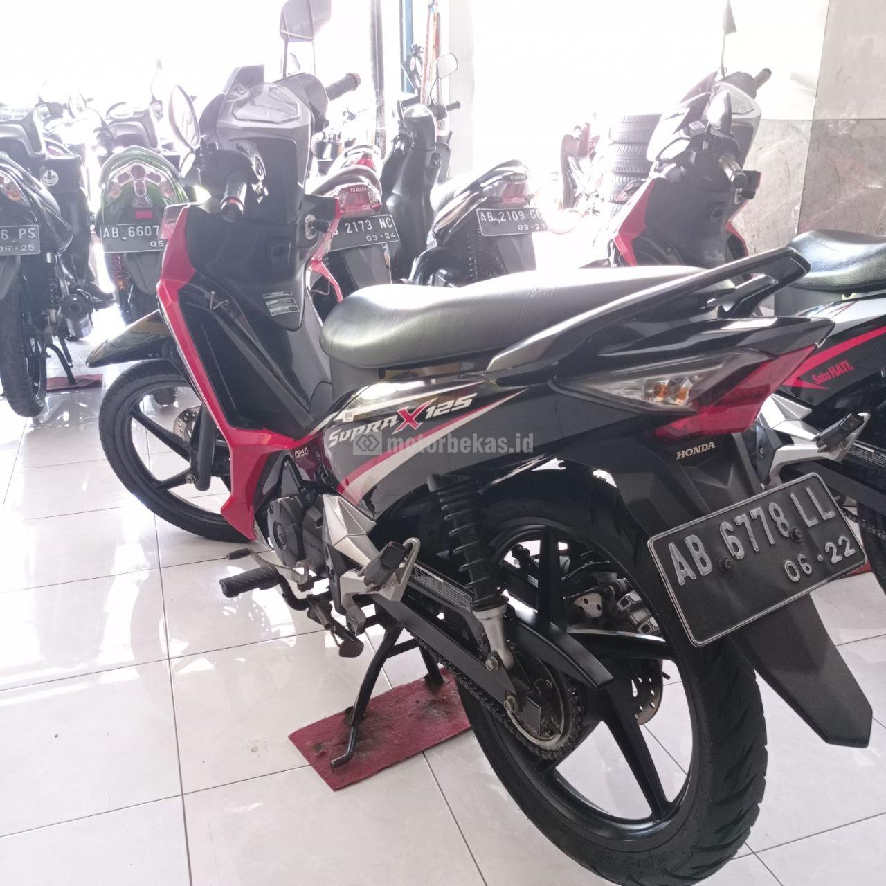 HONDA SUPRA X 125  371 motorbekas.id