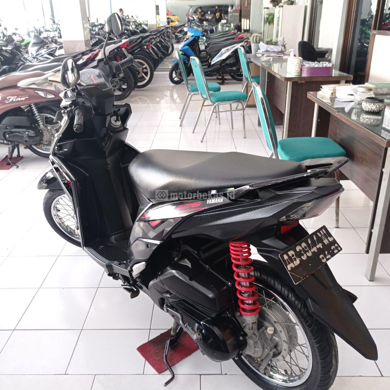 YAMAHA MIO M3 125  447 motorbekas.id