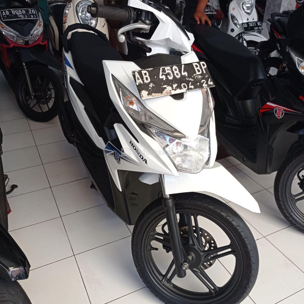 HONDA BEAT  455 motorbekas.id