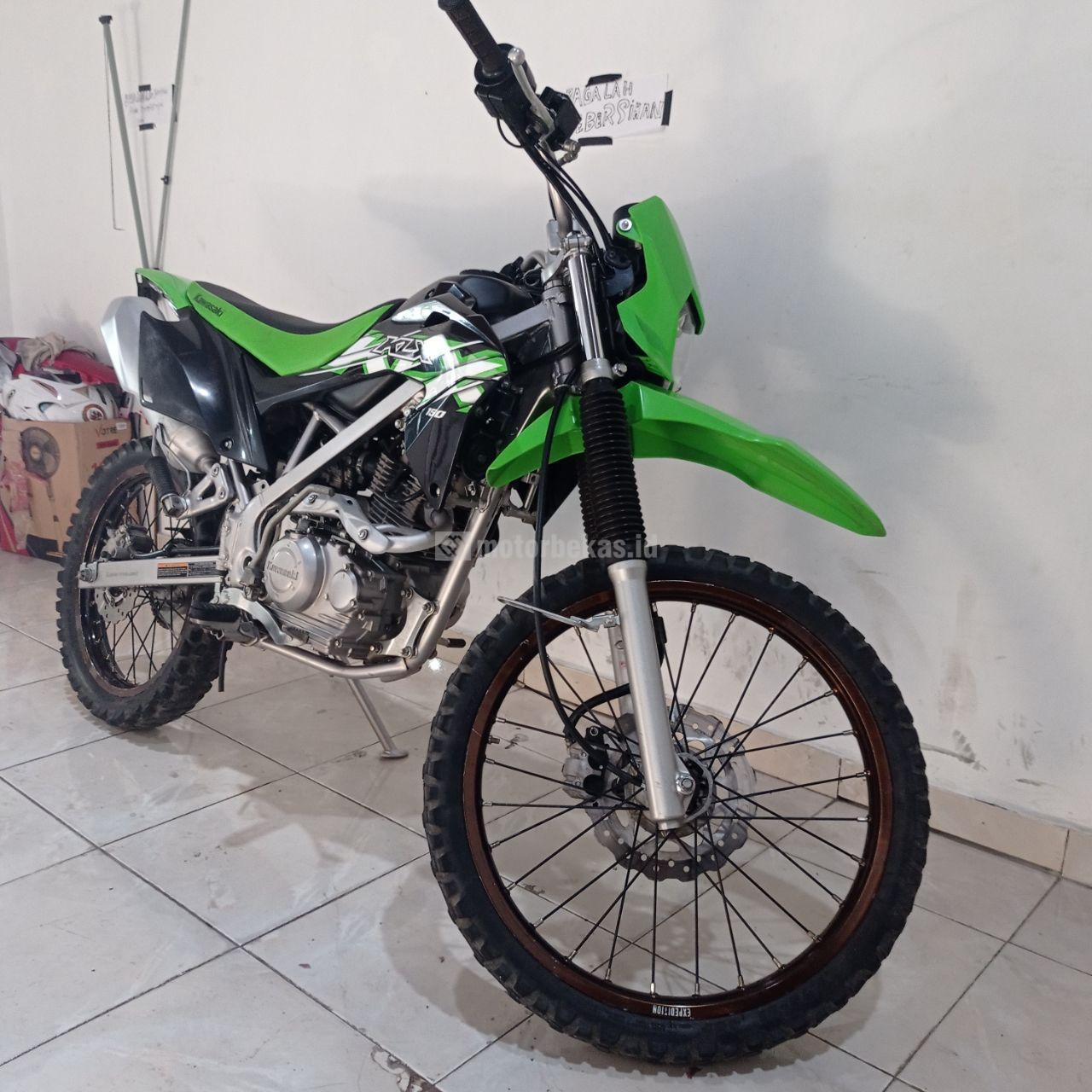 KAWASAKI KLX 150  624 motorbekas.id