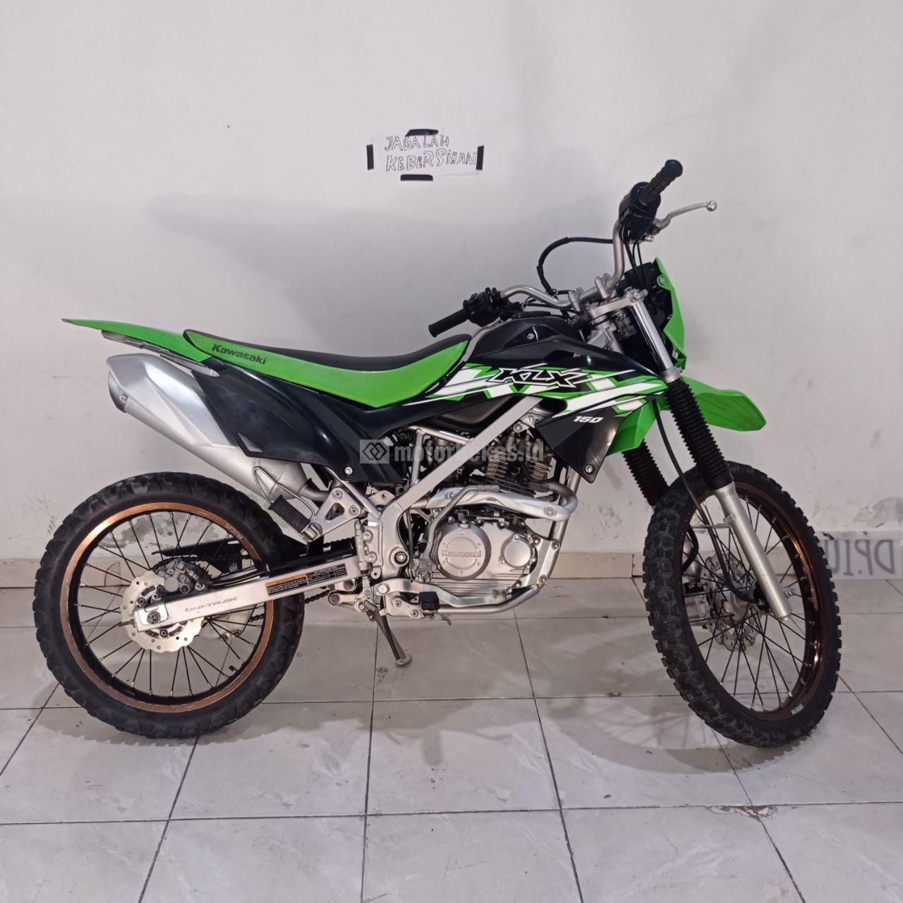 KAWASAKI KLX 150  621 motorbekas.id