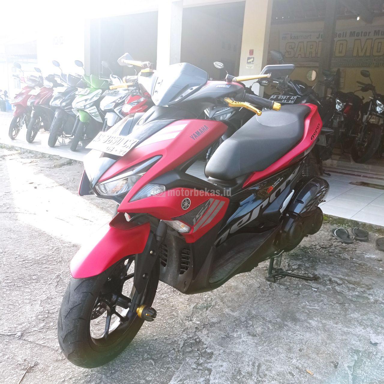 YAMAHA AEROX 155 VVA 692 motorbekas.id