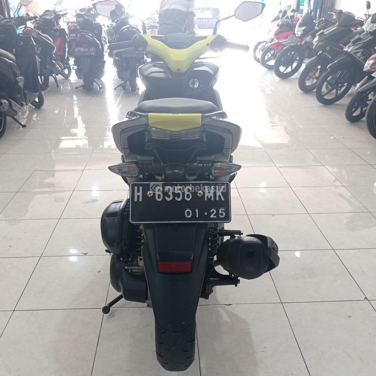 YAMAHA AEROX 155  772 motorbekas.id