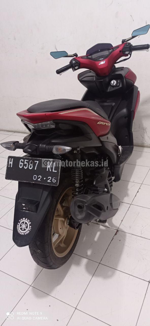 YAMAHA AEROX 155 ABS 817 motorbekas.id