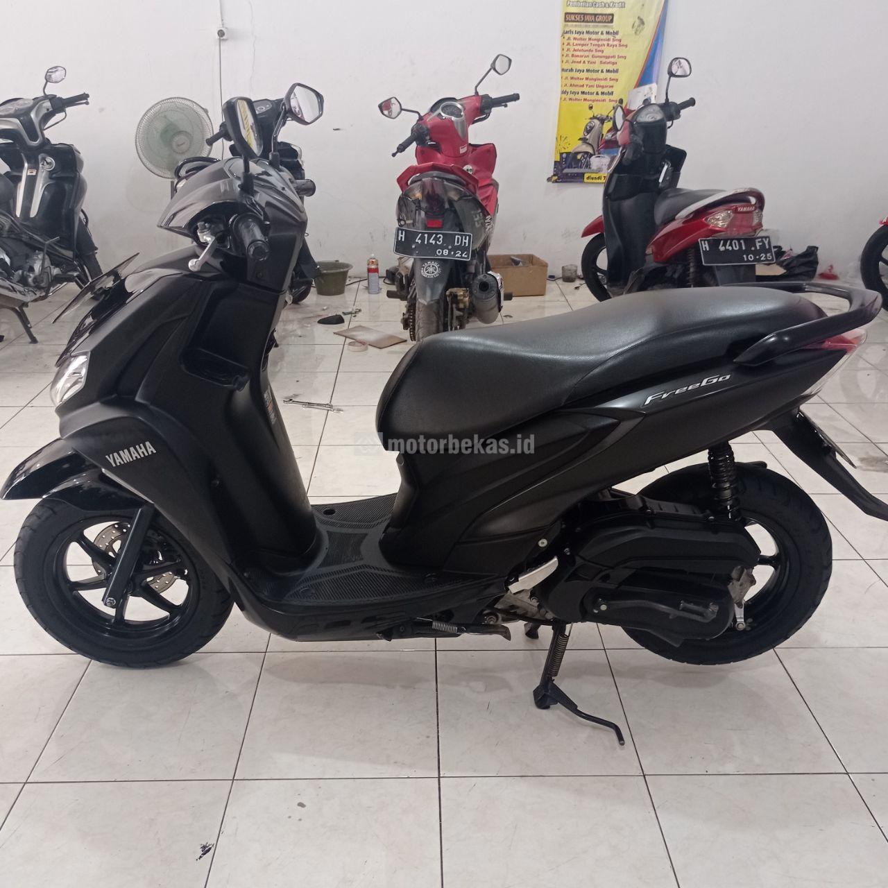 YAMAHA FREE GO  788 motorbekas.id
