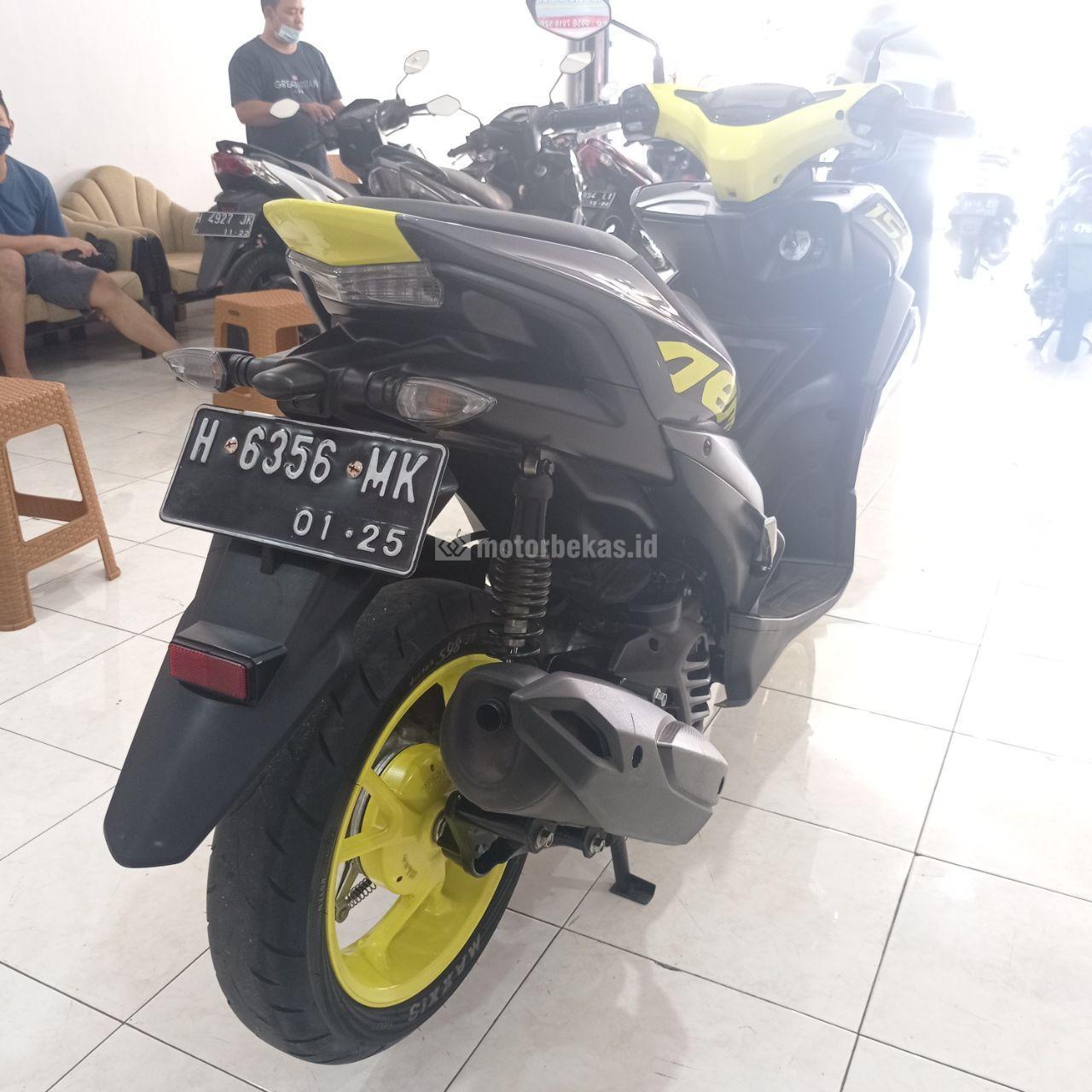 YAMAHA AEROX 155  771 motorbekas.id