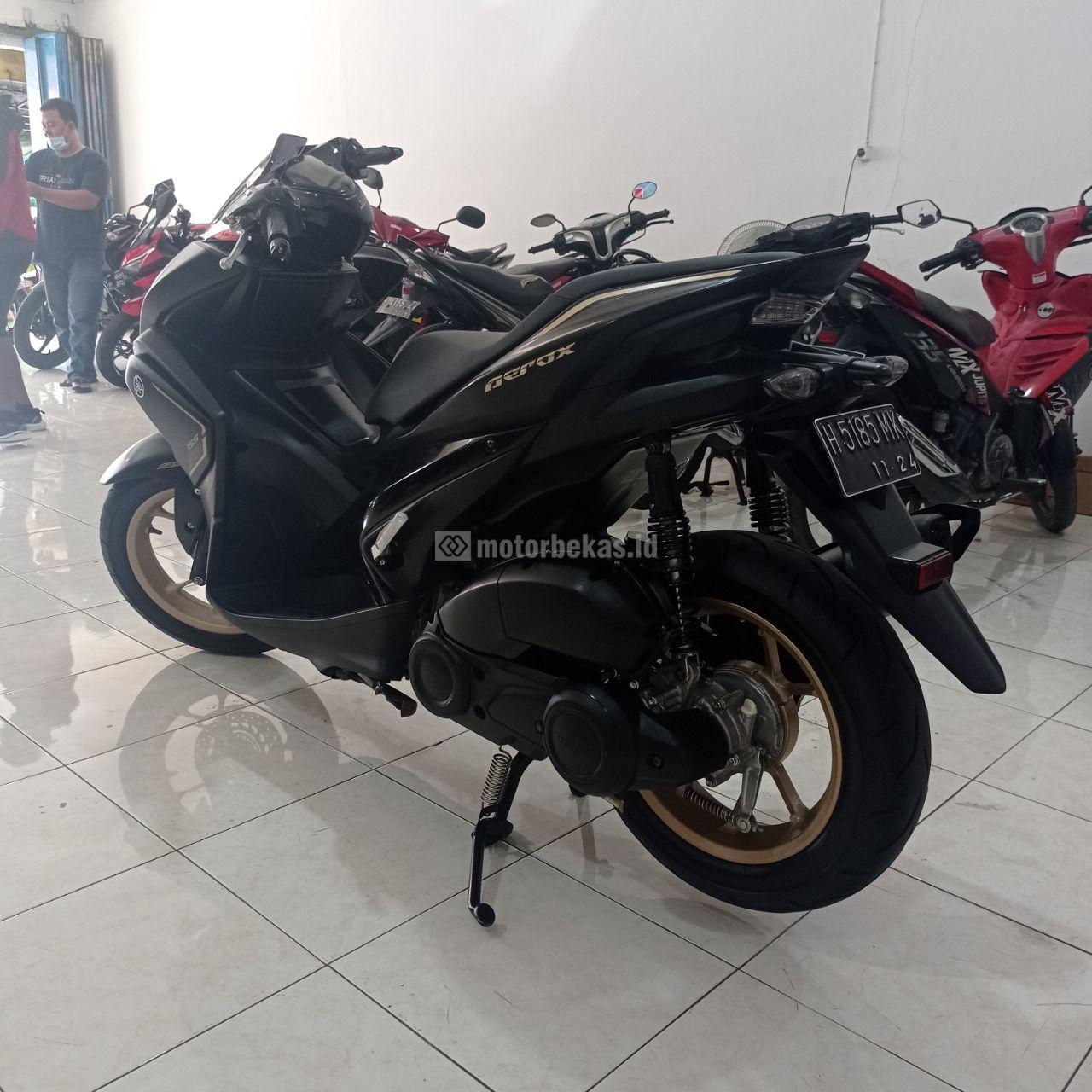 YAMAHA AEROX 155 ABS 782 motorbekas.id