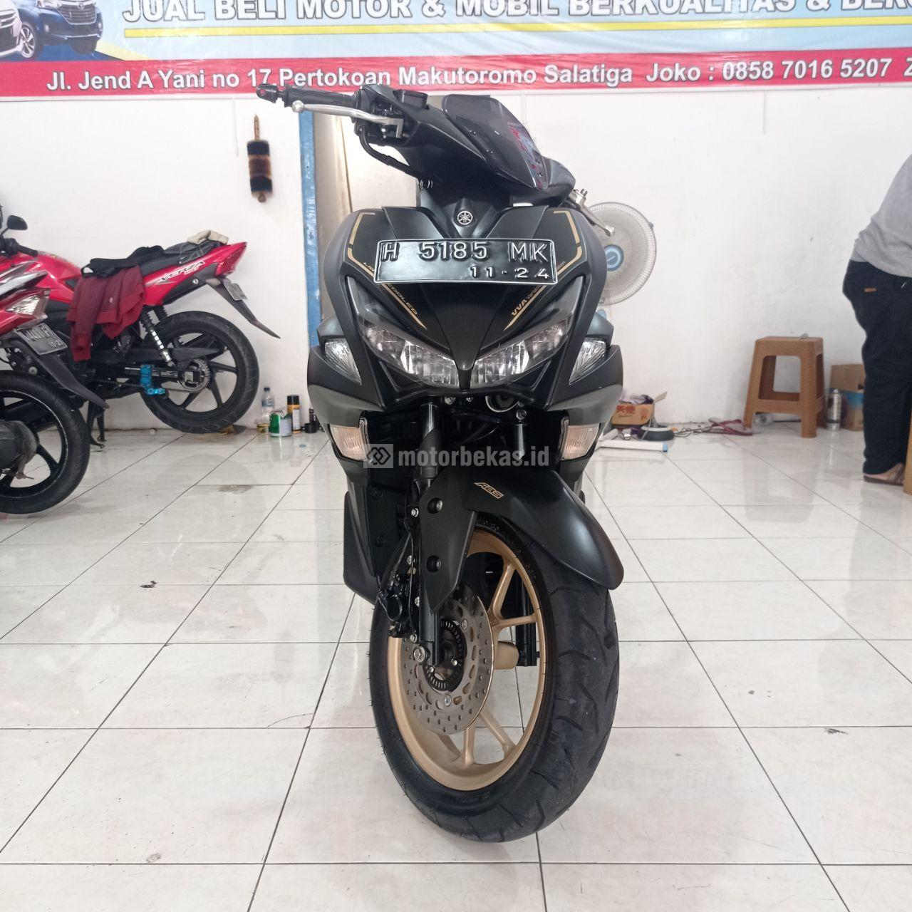 YAMAHA AEROX 155 ABS 777 motorbekas.id