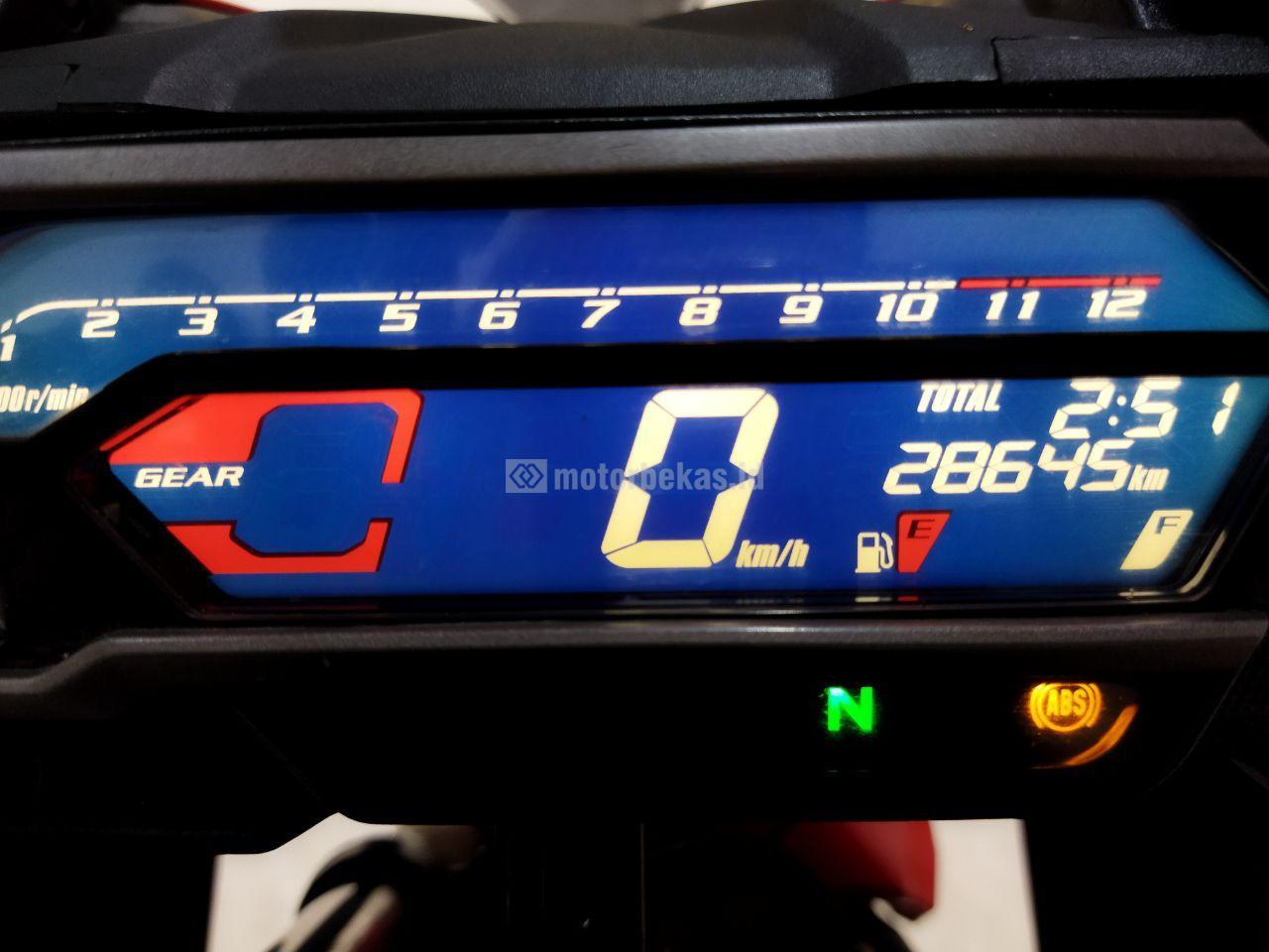 HONDA CBR 150R ABS 917 motorbekas.id