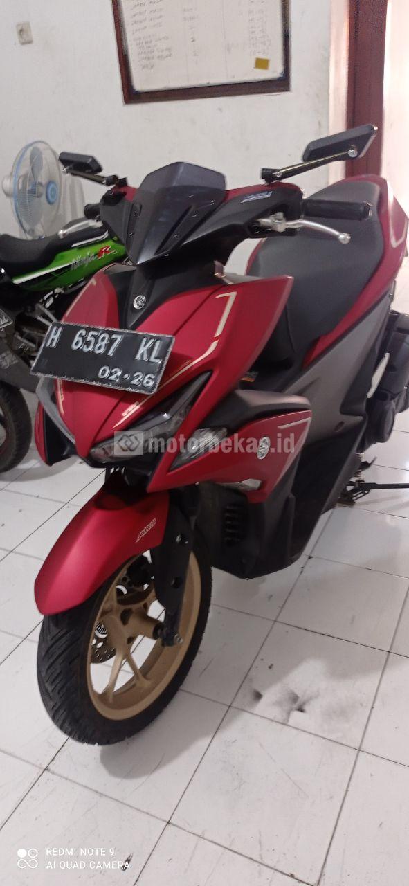 YAMAHA AEROX 155 ABS 812 motorbekas.id