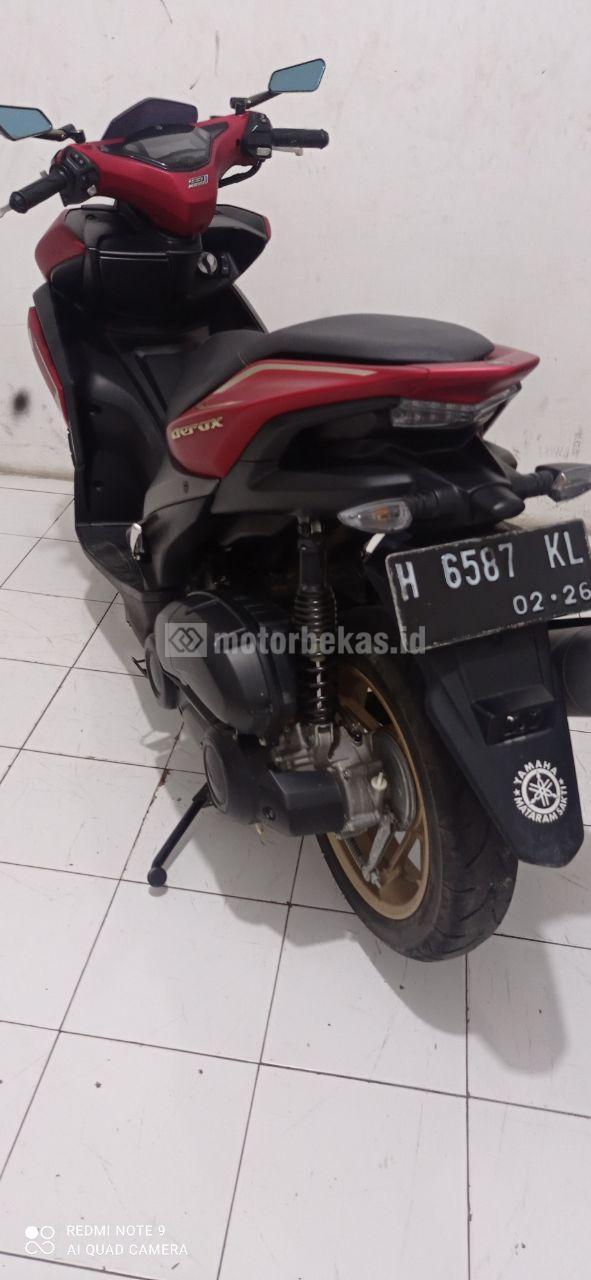 YAMAHA AEROX 155 ABS 816 motorbekas.id