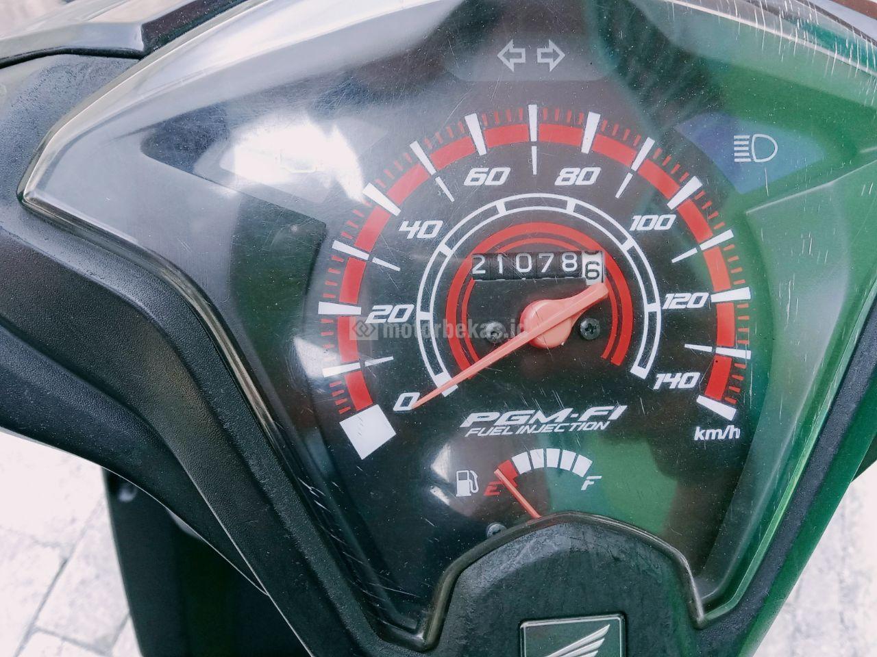 HONDA BEAT FI 861 motorbekas.id