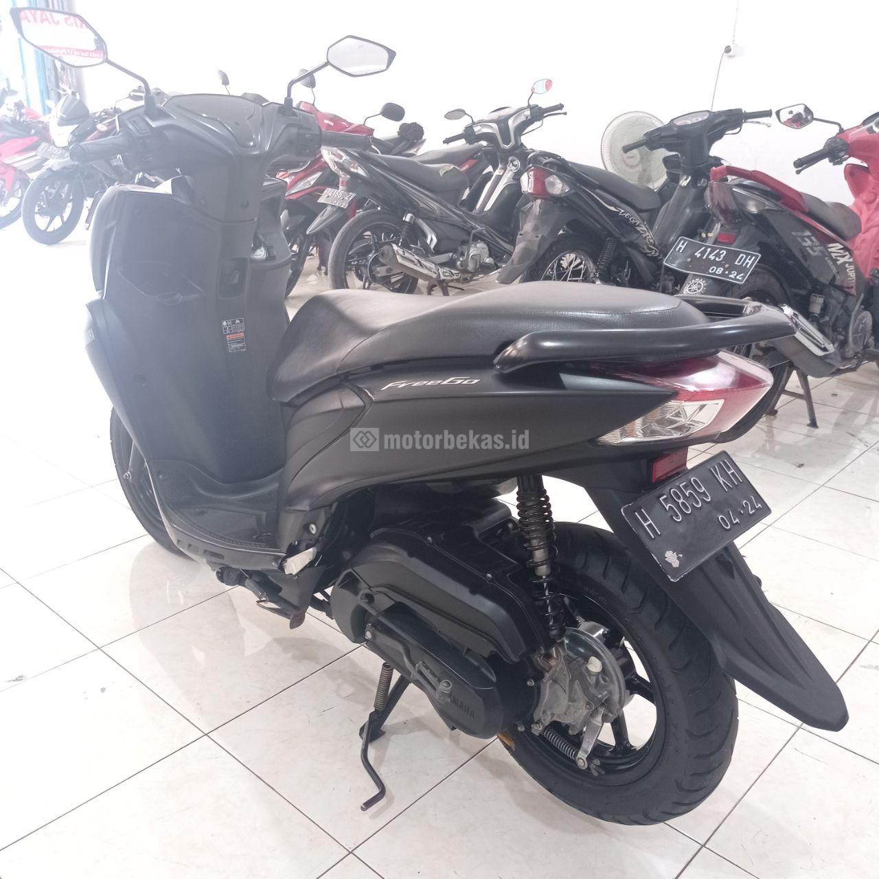 YAMAHA FREE GO  789 motorbekas.id