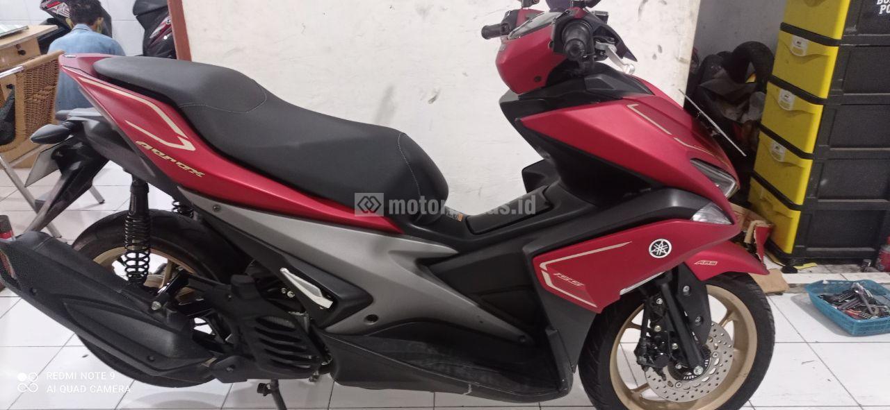 YAMAHA AEROX 155 ABS 814 motorbekas.id